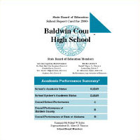 Alabama School Report Cards